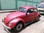 Volkswagen Escarabajo MECANICA
