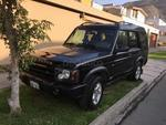 Land Rover Discovery-ii