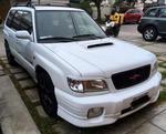 Subaru Forester Turbo STI