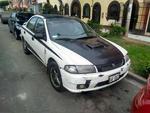Mazda Familia GNV